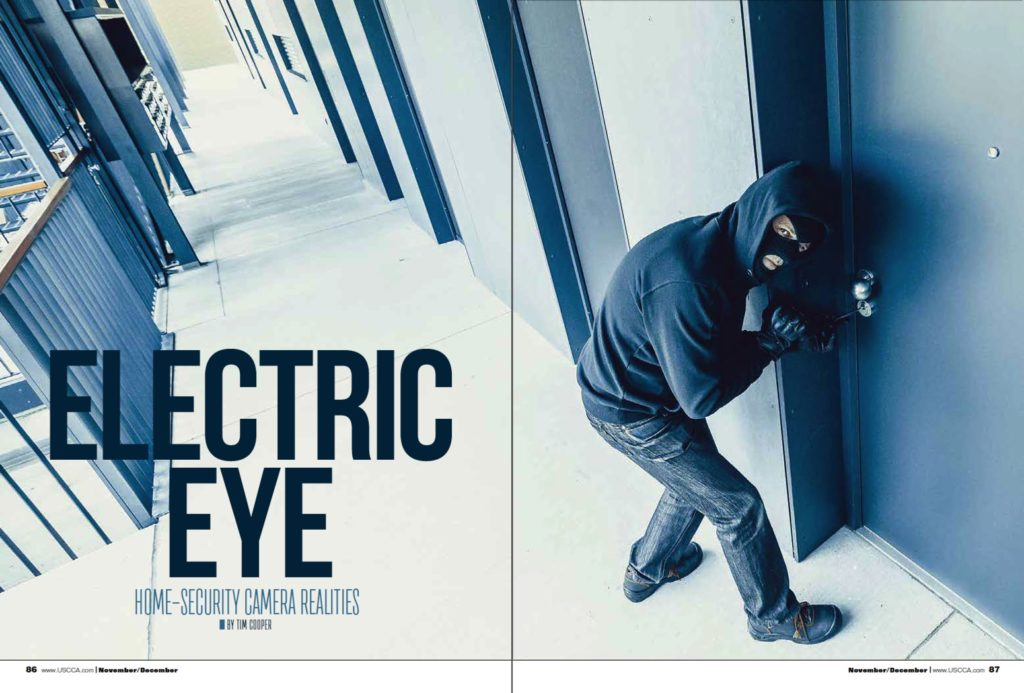 Electric Eye Graphic